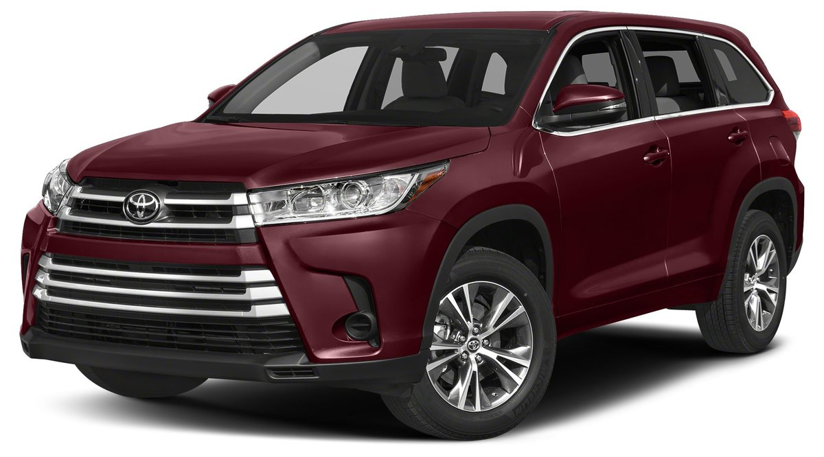2018 toyota highlander service manual