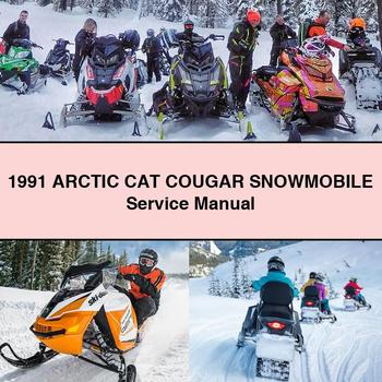 arctic cat snowmobile service manual pdf