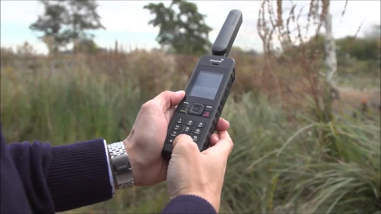 isatphone pro 2 user manual