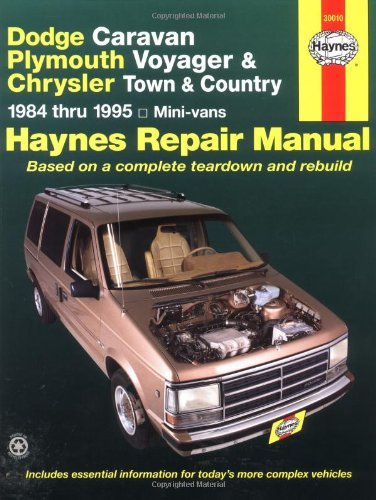 1995 chrysler town and country owners manual