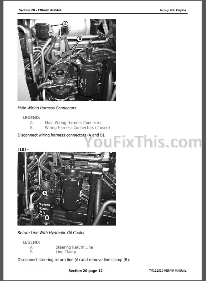 john deere 5083e service manual