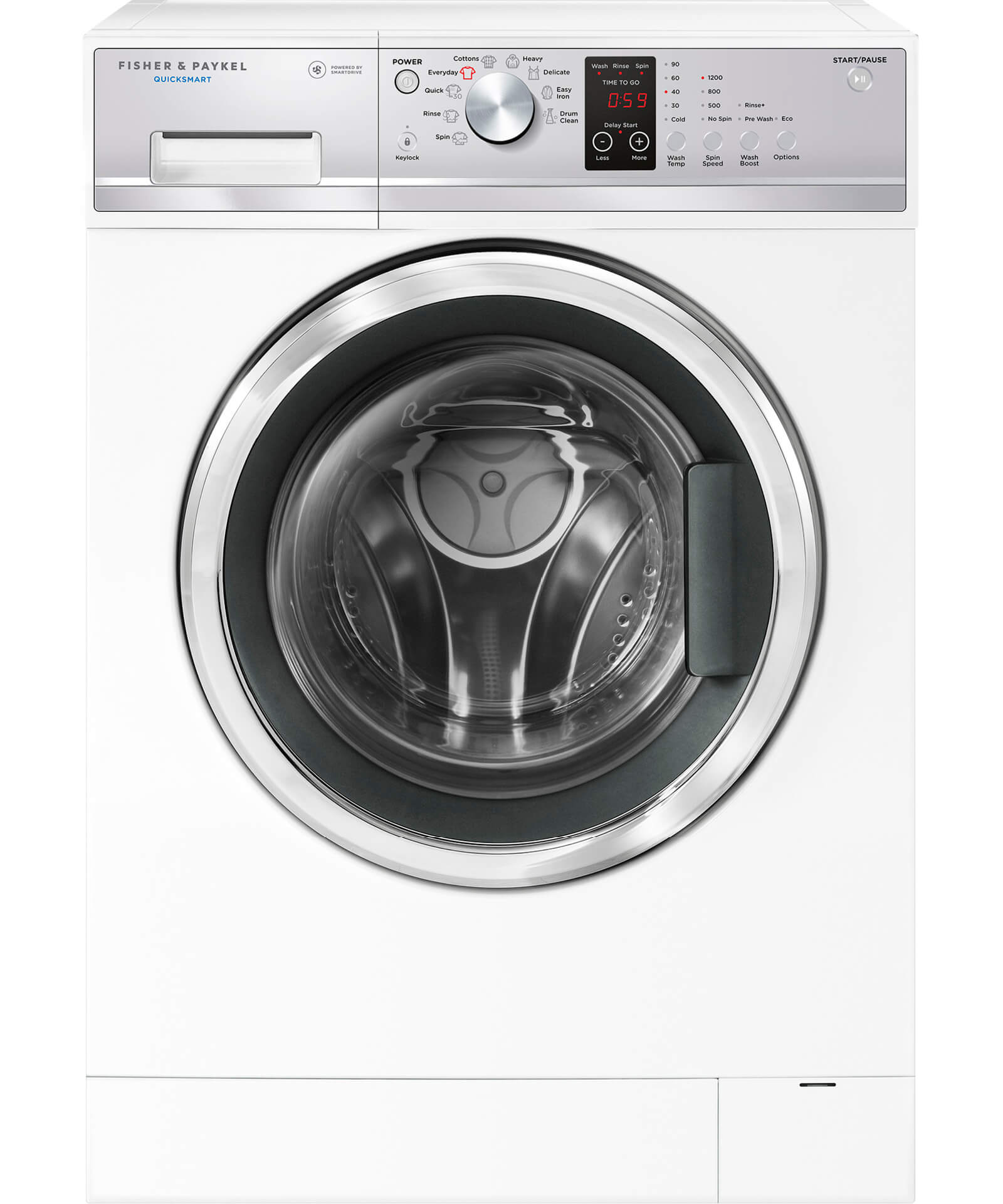 fisher and paykel washing machine service manual