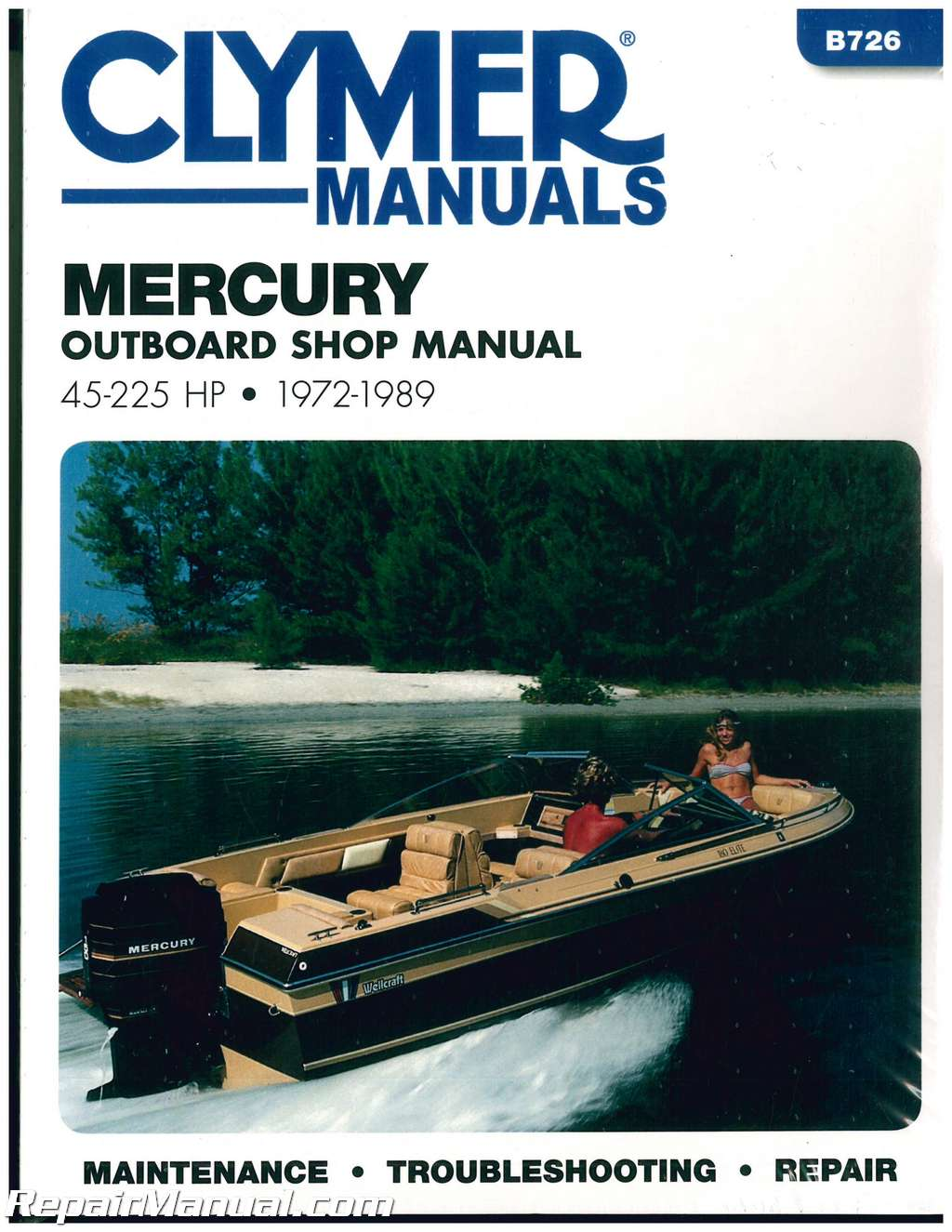 1989 astro boat owners manual