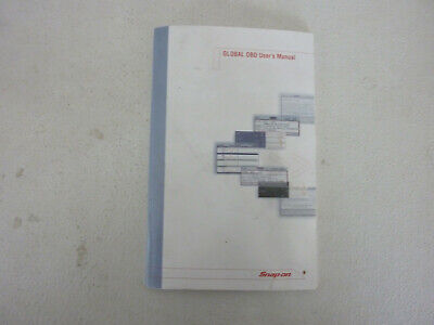 snap on eeac325b user manual