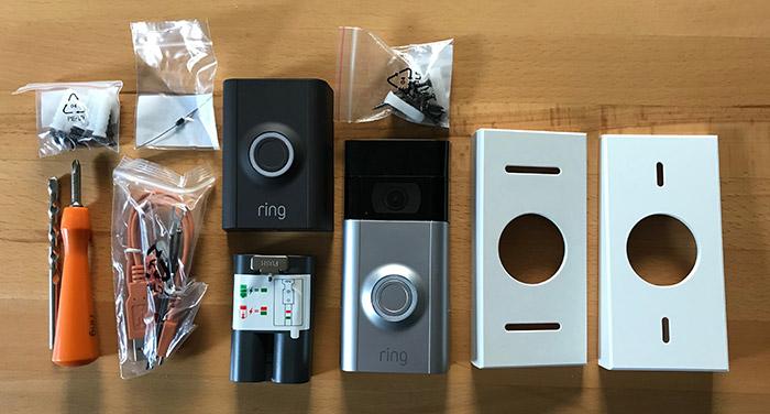 manual de ring doorbell 2