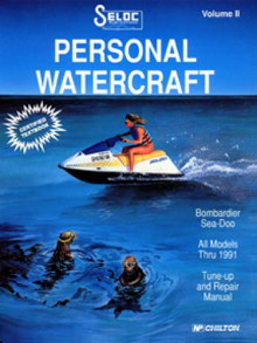 1988 sea doo bombardier owners manual