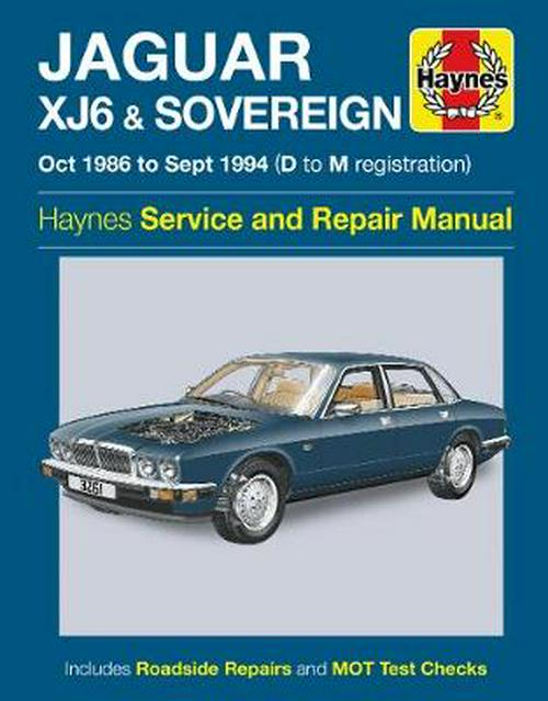 1990 jaguar sovereign owners manual