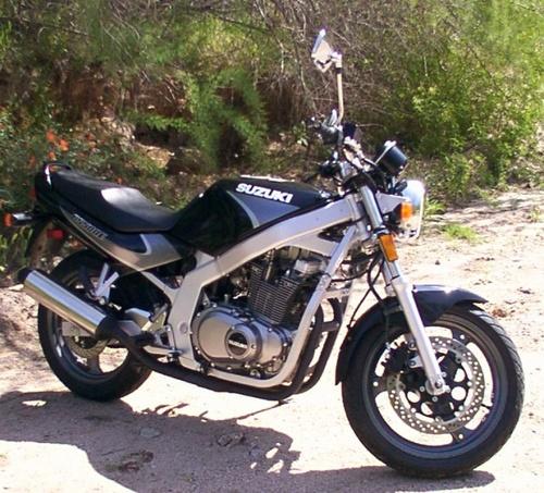 1991 suzuki gs500e owners manual