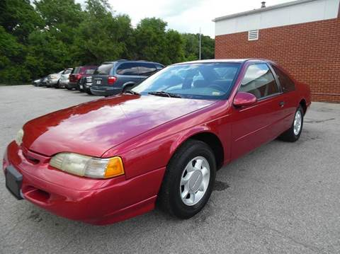 1994 ford thunderbird lx owners manual