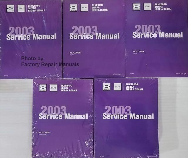 2000 silverado factory service manual