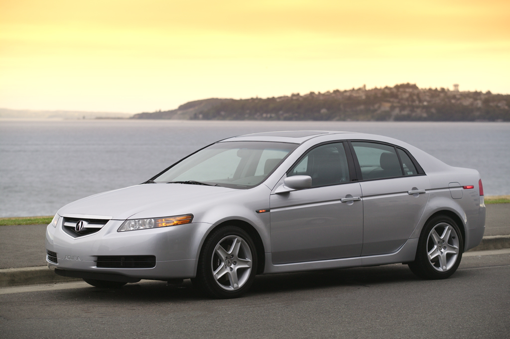 2004 acura tl owners manual