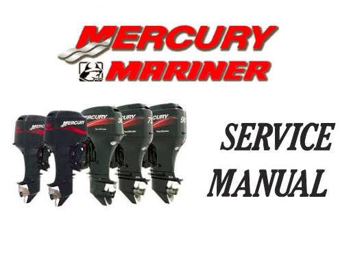 2006 mercury 60 hp 4 stroke service manual