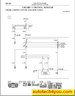 2007 mitsubishi outlander service manual volume 2