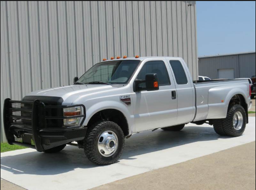 2008 ford f 450 owners manual