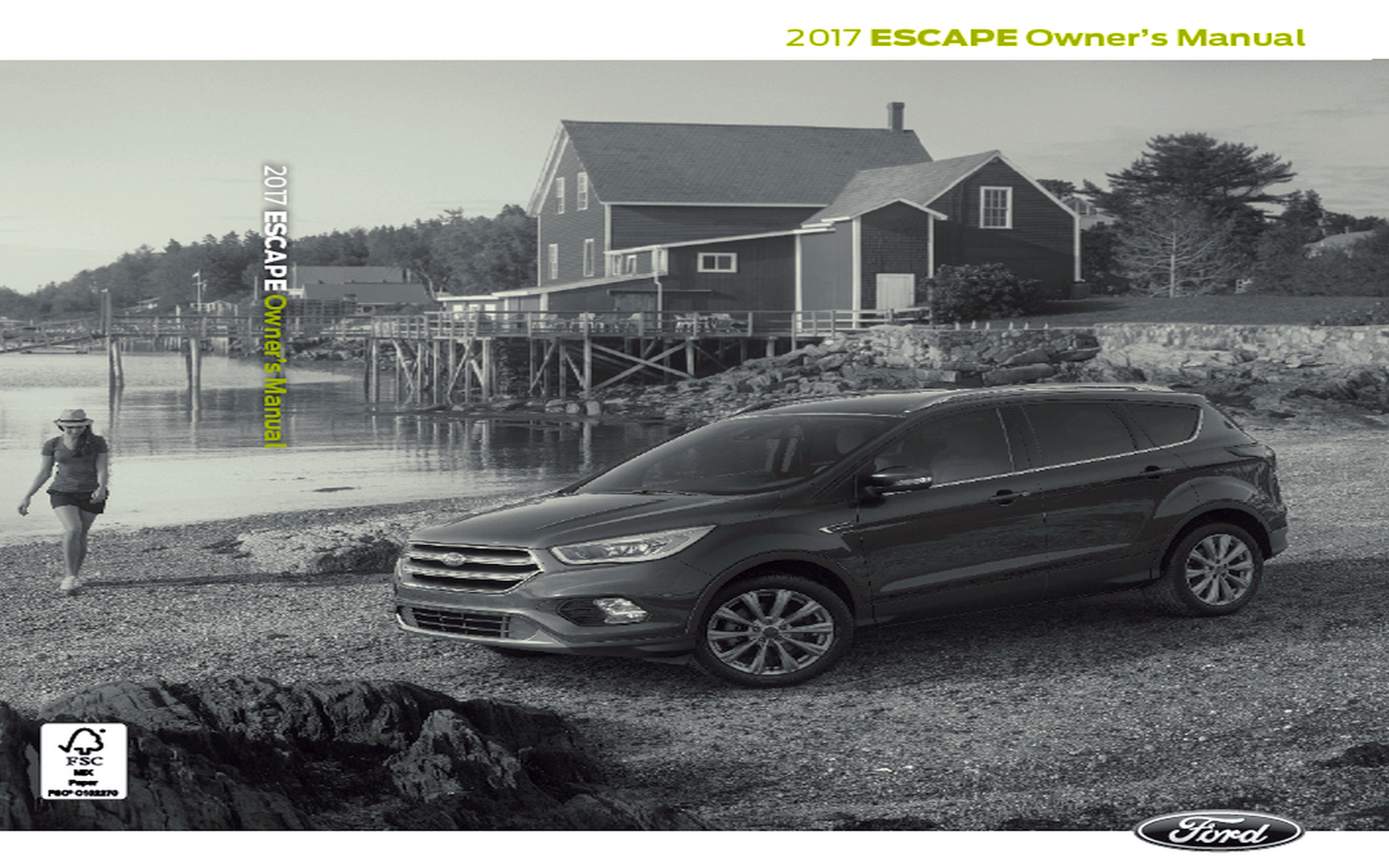 2017 ford escape owners manual pdf