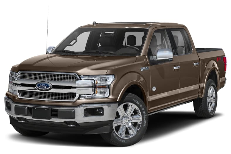 2018 f 150 owners manual