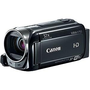 canon vixia hf r52 user manual