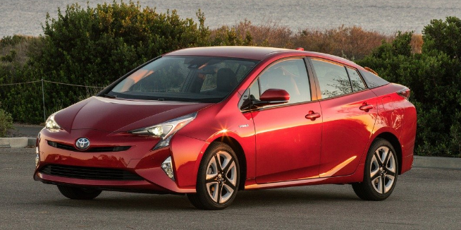 2016 toyota prius owners manual