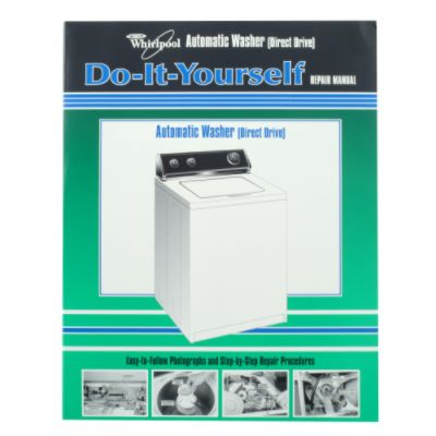 whirlpool duet washer owners manual