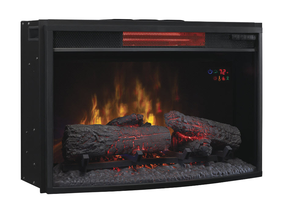 spectrafire electric fireplace user manual