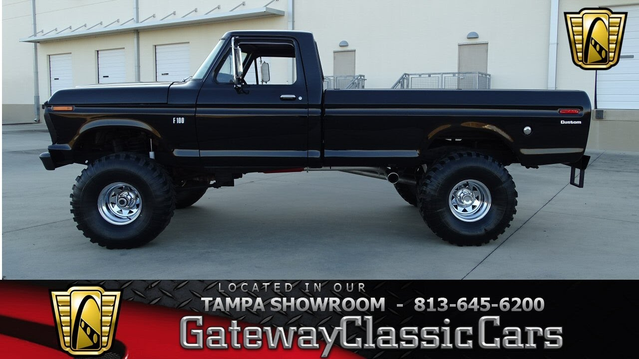 1974 f100 4x4 owners manual