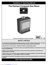 harman advance 2 pellet stove manual