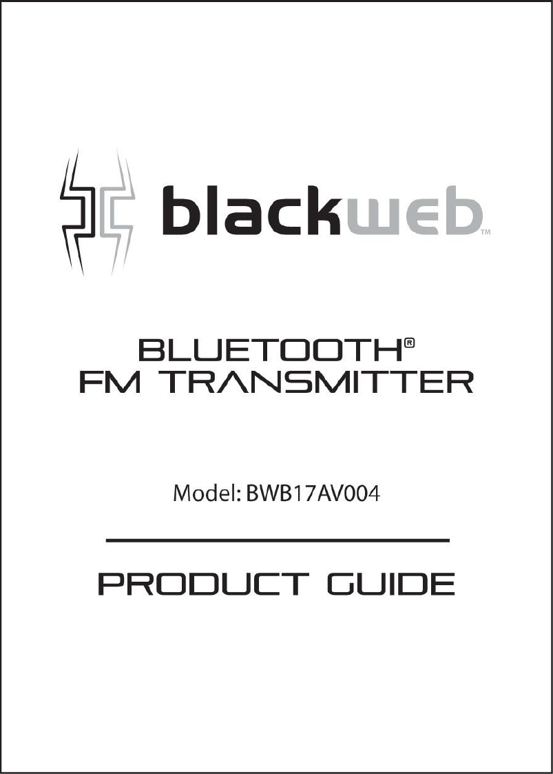 chgeek bluetooth fm transmitter user manual