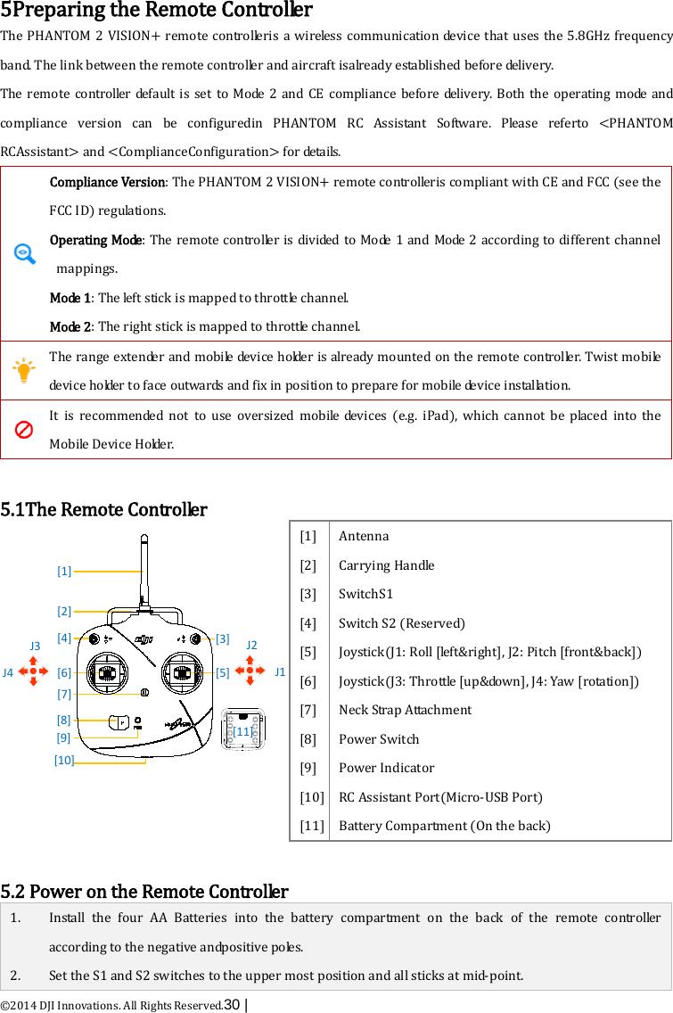 dji phantom 1 user manual pdf