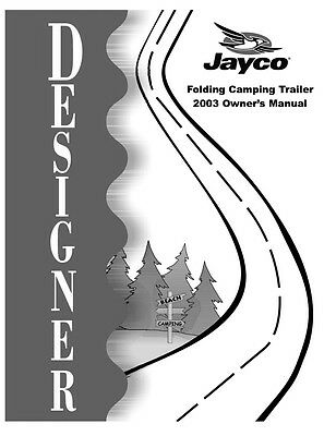 1991 jayco pop up camper owners manual