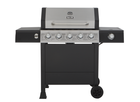 dyna-glo 2 burner propane grill user manual