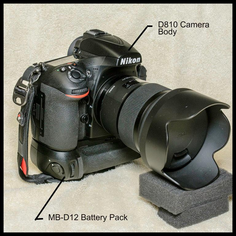 nikon mb d12 user manual
