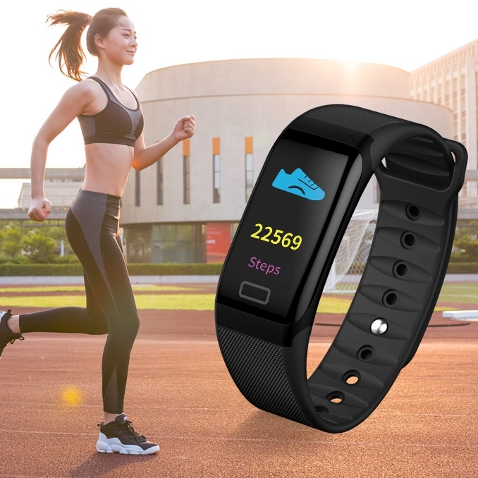smart bp hr bracelet user manual wearfit