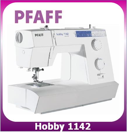 pfaff hobby 1142 user manual