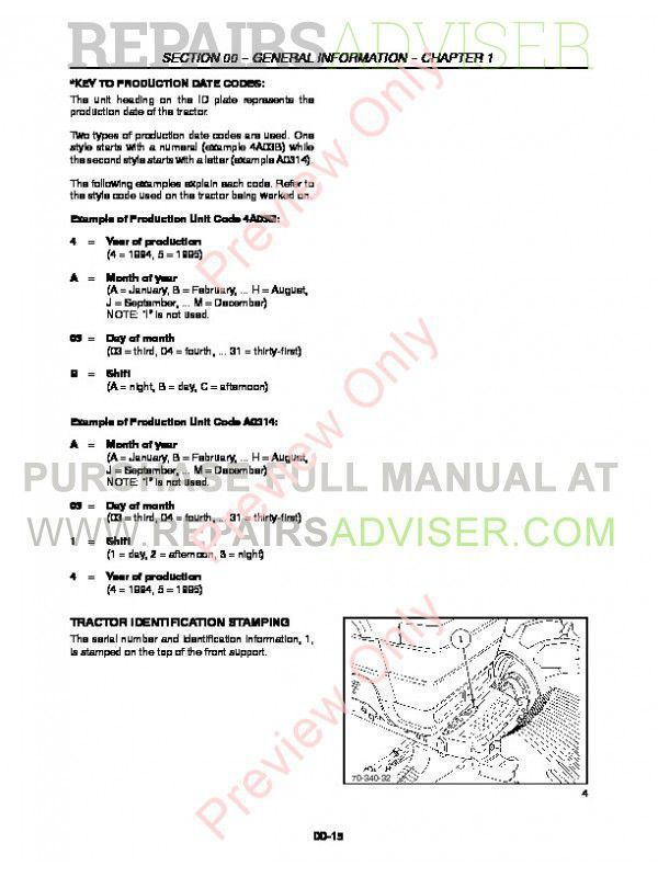 new holland 8870 service manual