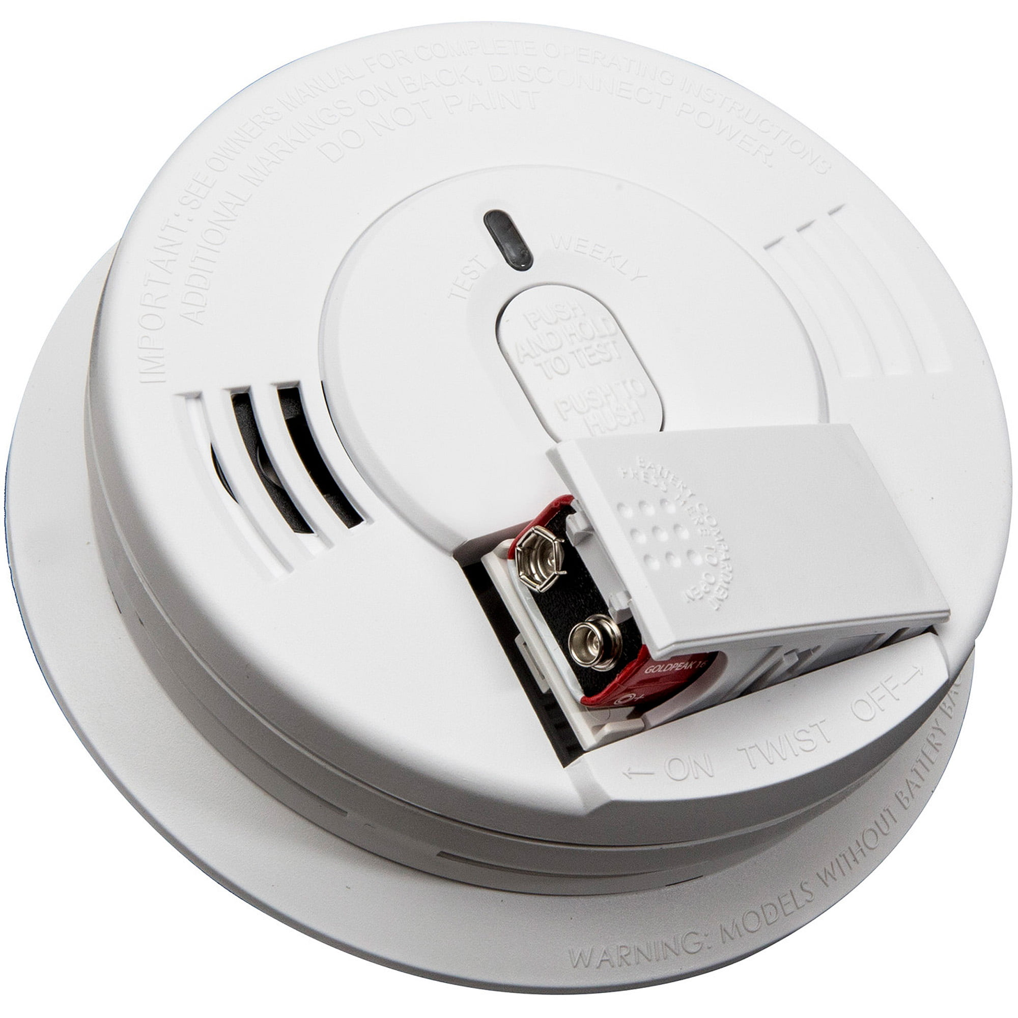 kidde smoke alarm owners manual