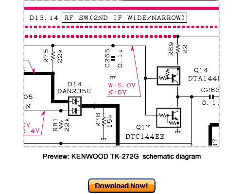 kenwood tk 272g owners manual