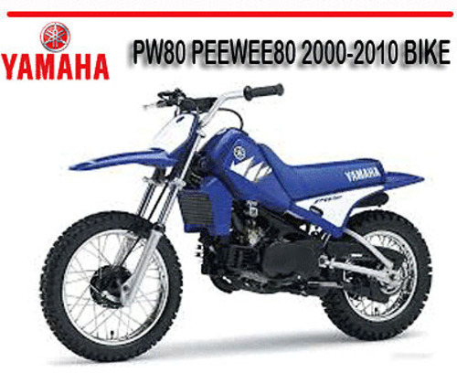 2000 yamaha pw80 owners manual