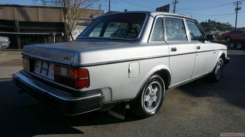 1980 volvo 240 owners manual