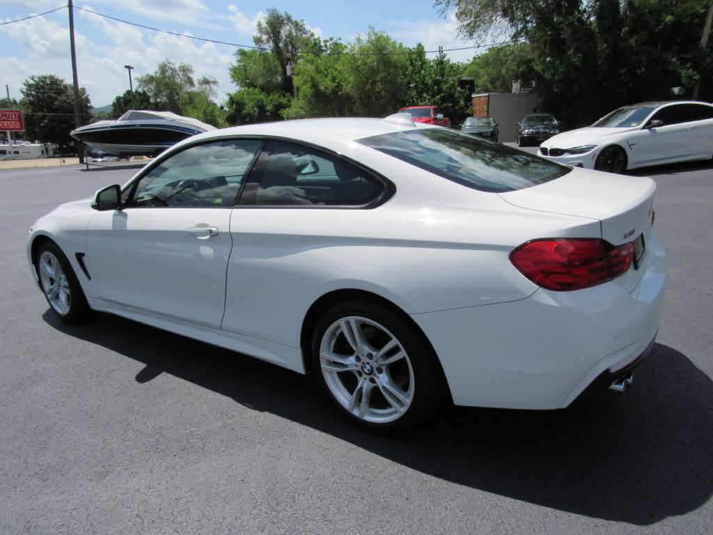 2016 bmw 428i owners manual