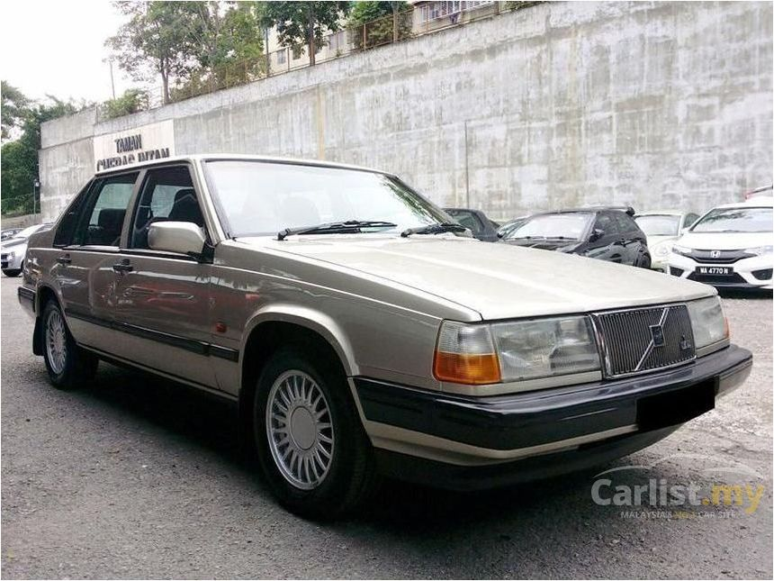 1994 volvo 940 owners manual