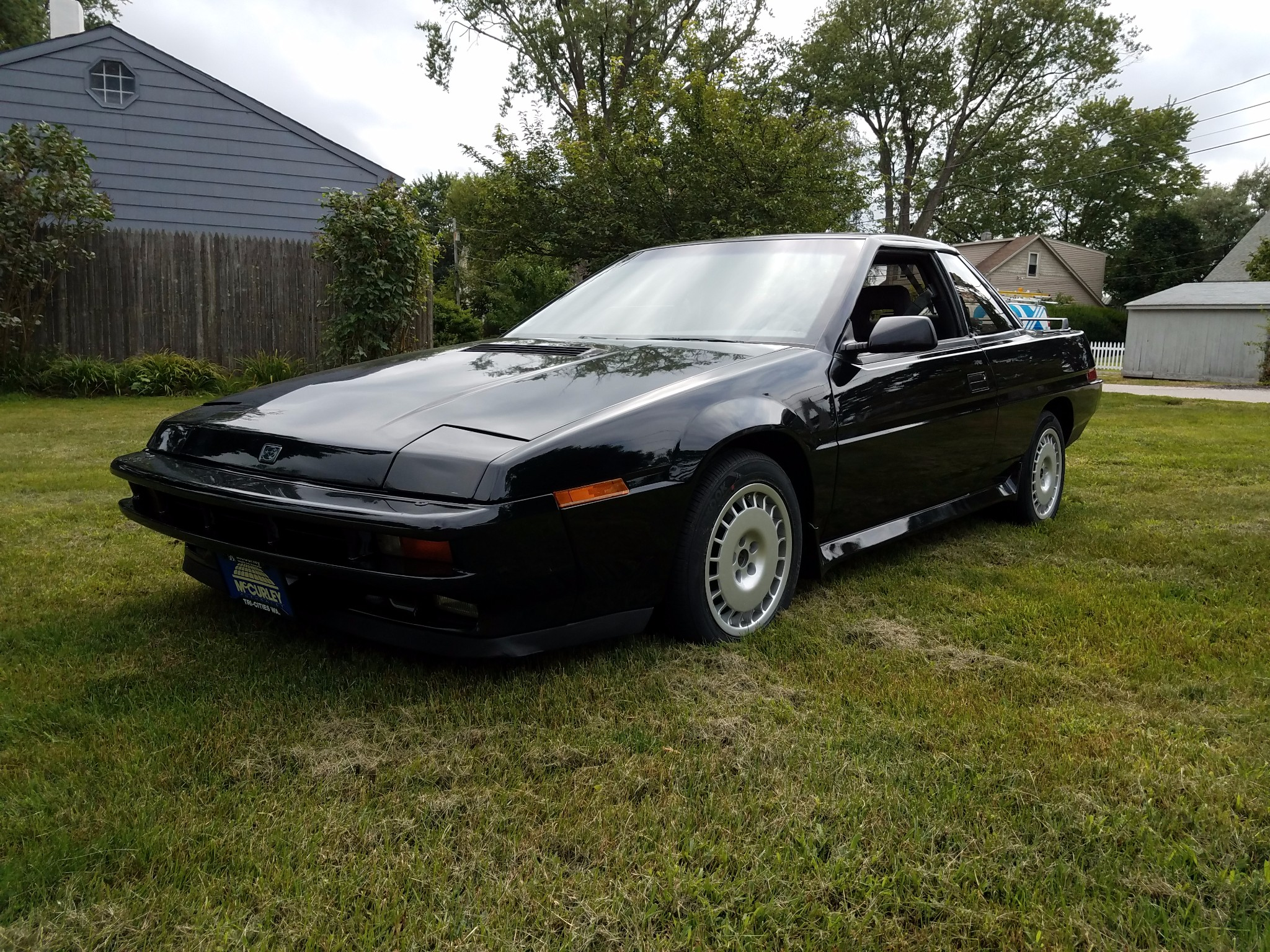 1987 subaru xt owners manual