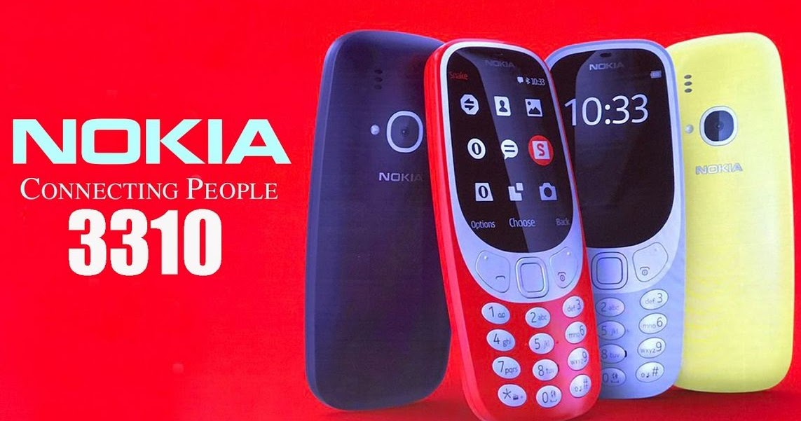 nokia 3310 2017 user manual pdf