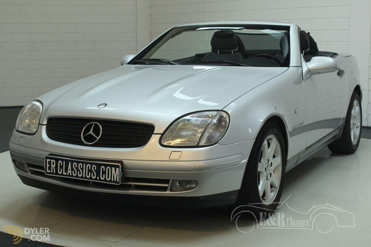 mercedes benz slk 230 service manual