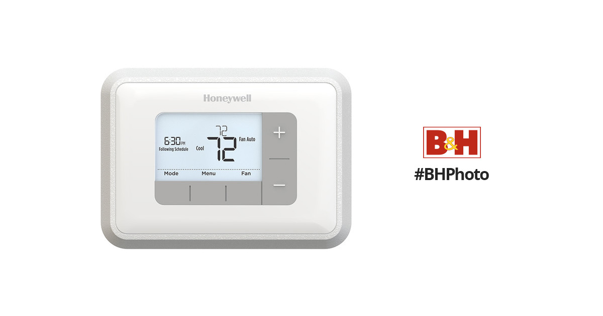 honeywell rth6360d 5 2 day programmable thermostat manual