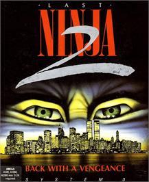 last ninja 2 amiga manual