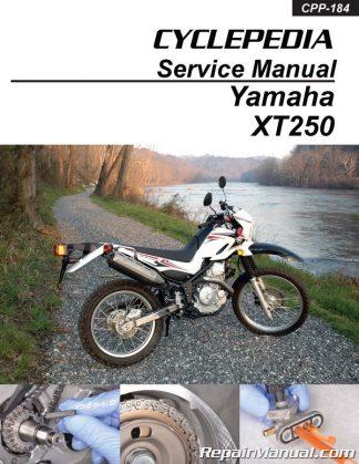 2013 yamaha xt250 owners manual