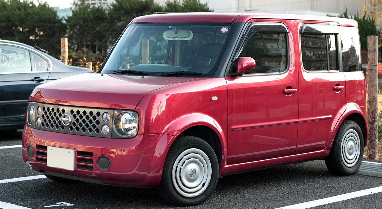 2012 nissan cube owners manual