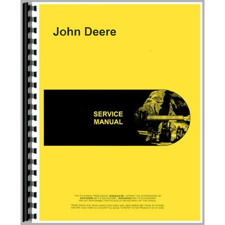 john deere 240 service manual