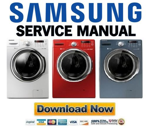 samsung wf330anw xaa service manual