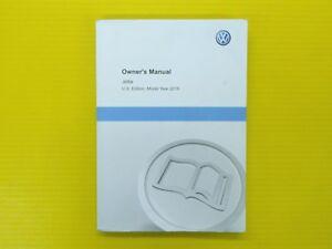2015 volkswagen jetta owners manual
